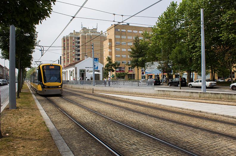 Alguns Apeadeiros Metro Porto